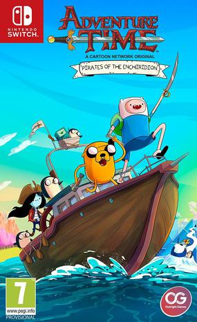 探险时光:海盗的手册 Adventure Time: Pirates of the Enchiridion