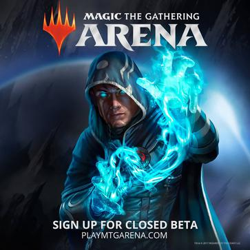 万智牌:竞技场 Magic:The Gathering Arena