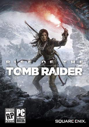 古墓丽影 崛起 Rise of the Tomb Raider