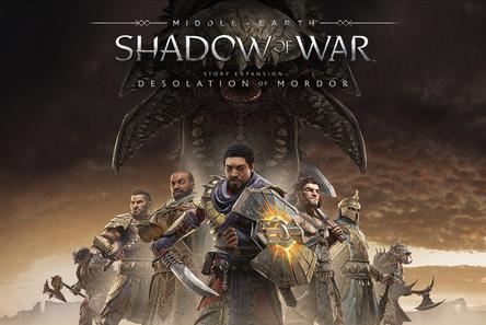 中土世界:战争之影:魔多荒漠 Middle-earth: Shadow of War:desolation of mordor