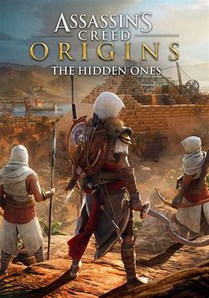 刺客信条:起源 DLC1-无形者 Assassin's Creed: Origins - The Hidden Ones