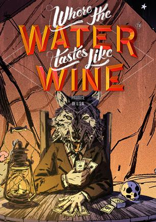 彼处水如酒  Where the Water Tastes Like Wine