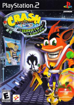 古惑狼4 Crash Bandicoot: The Wrath of Cortex