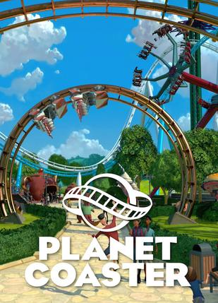 过山车之星 Planet Coaster