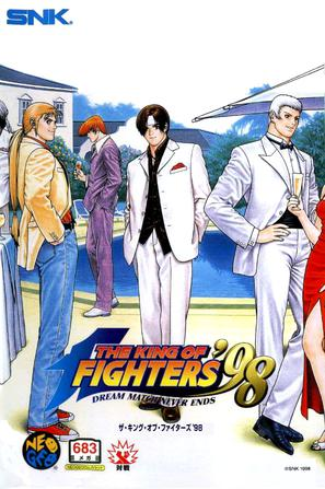 拳皇98 The King of Fighters '98: Dream Match Never Ends