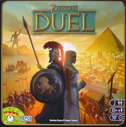 七大奇迹:对决 7 Wonders Duel