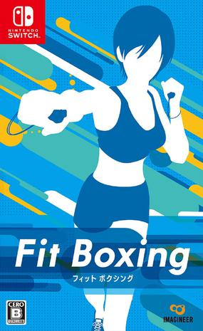 有氧拳击 Fitness Boxing