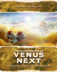 改造火星:改造金星 Terraforming Mars: Venus Next