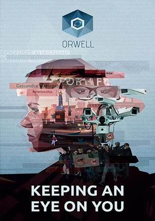 奥威尔:无所遁形 Orwell: Keeping an Eye On You