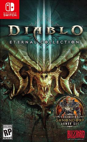 暗黑破坏神3:永恒之战版 Diablo III: Eternal Collection