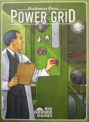 [桌游] 电力公司 Power Grid