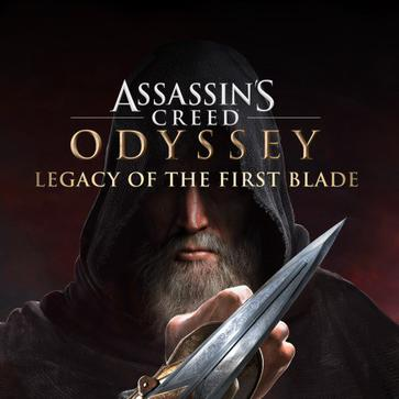 刺客信条·奥德赛:第一把袖剑的传承 Assassin's Creed Odyssey: Legacy of the First Blade