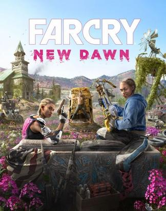 孤岛惊魂 新曙光 Far Cry New Dawn