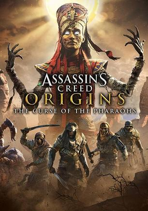 刺客信条 起源 DLC2-法老的诅咒 Assassin's Creed Origins-The Curse of The Pharaohs