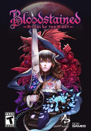赤痕:夜之仪式 Bloodstained: Ritual of the Night