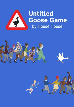 无题鹅游戏 Untitled Goose Game