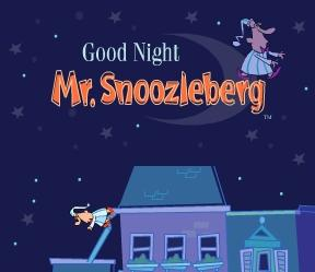 梦游先生 Good Night Mr.Snoozleberg