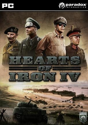 钢铁雄心4 Hearts of Iron IV