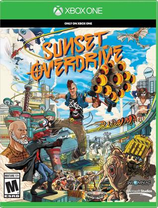 日落过载 Sunset Overdrive