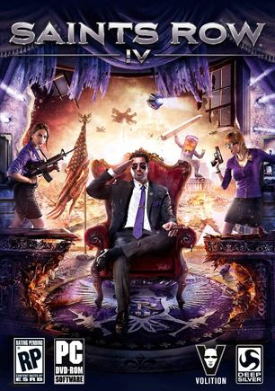 黑道圣徒4 Saints Row IV