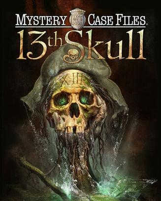 神秘视线7:第13颗头骨 Mystery Case Files:13th Skull