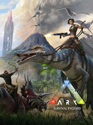 方舟:生存进化 ARK: Survival Evolved