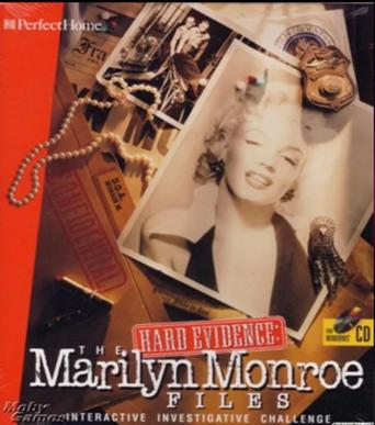玛丽莲梦露之死 Hard Evidence: Marilyn Monroe Files