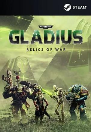战锤40K:格雷迪厄斯–遗迹之战 Warhammer 40,000: Gladius - Relics of War