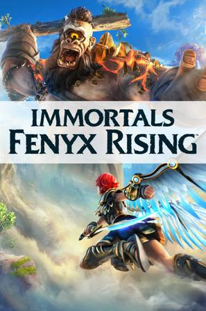 渡神纪 芬尼斯崛起 Immortals Fenyx Rising
