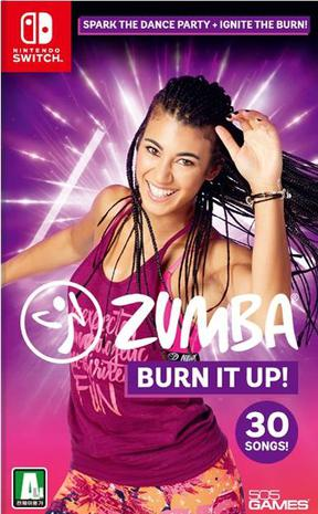 尊巴舞健身 Zumba Burn It Up