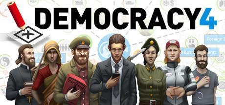 民主制度4 Democracy 4