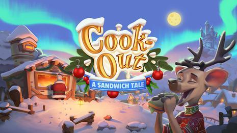 野外厨房 Cook-Out:A Sandwich Tale