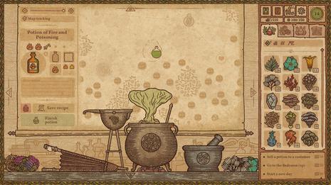 炼金术师模拟器 Potion Craft: Alchemist Simulator