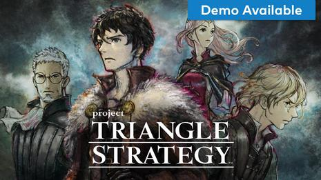 三角战记 Project TRIANGLE STRATEGY