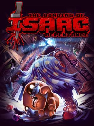 以撒的结合-忏悔 The Binding of Isaac: Repentance