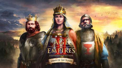 帝国时代2:决定版-公爵的崛起 Age of Empires II: Definitive Edition - Dawn of the Dukes