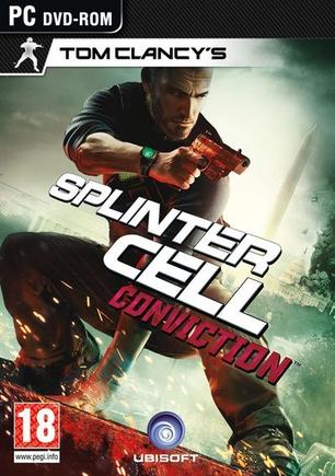 细胞分裂:断罪 Tom Clancy's Splinter Cell:Conviction