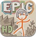 Draw a Stickman: EPIC HD (iPad)