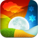Relax Melodies Seasons Premium: Mix Rain, Thunderstorm, Ocean Waves and Nature Ambient Sounds for Sleep, Relaxation & Meditation (iPhone / iPad)