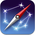 Starglobe - Discover the stars, planets and galaxies of the night sky (iPhone / iPad)