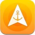 Anchor Pointer - 户外GPS定位及轨迹共享工具 (iPhone / iPad)