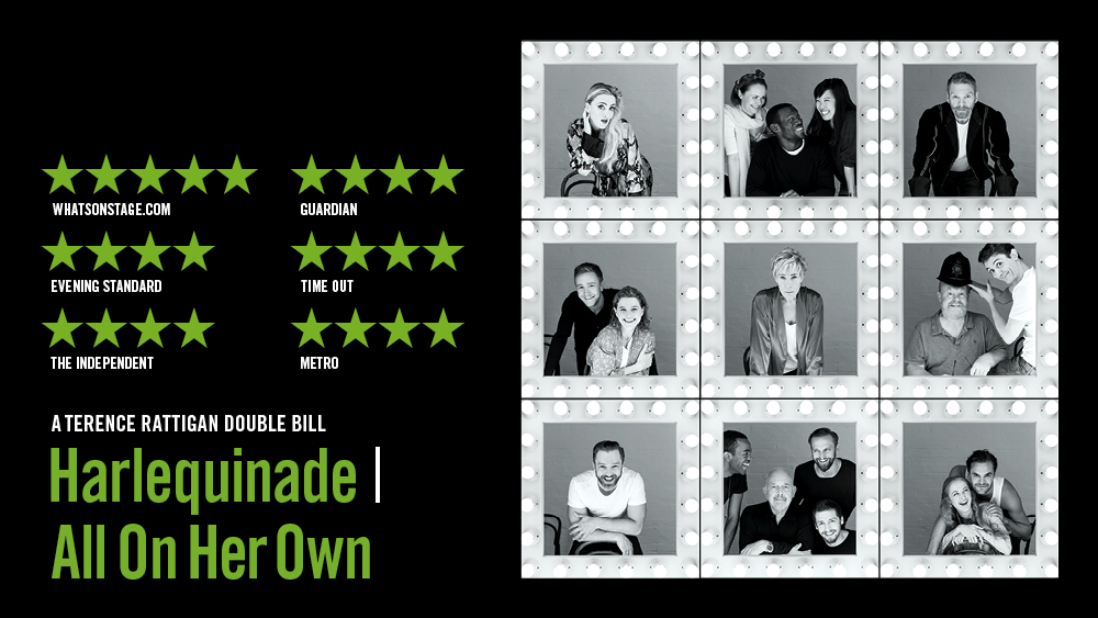 Harlequinade/All On Her Own