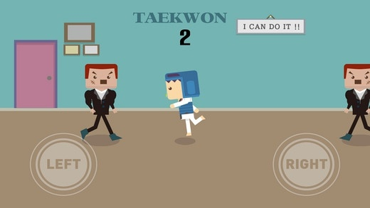 Taekwon Baby (iPhone / iPad)应用截图_2