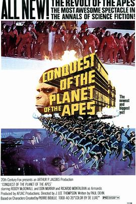 猩球征服 Conquest of the Planet of the Apes