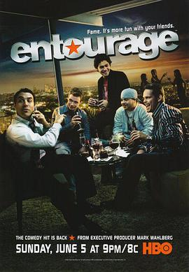 明星伙伴  第二季 Entourage Season 2