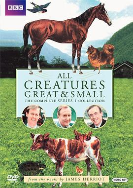 万物生灵 第一季 All Creatures Great and Small Season 1