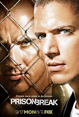越狱  第三季 Prison Break Season 3