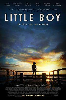 小男孩 Little Boy