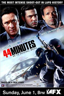 44 Minutes: The North Hollywood Shoot-Out