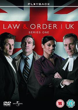 法律与秩序(英版) 第一季 Law & Order: UK Season 1